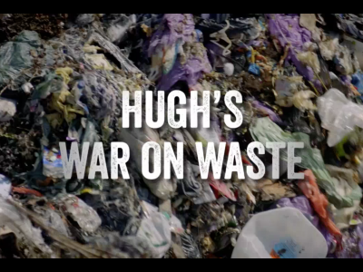 Hughs's war on waste