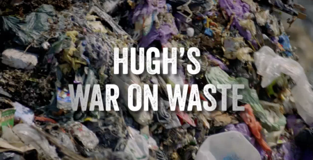 Hughs's war on waste